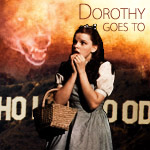Dorothy Goes To Hollywood