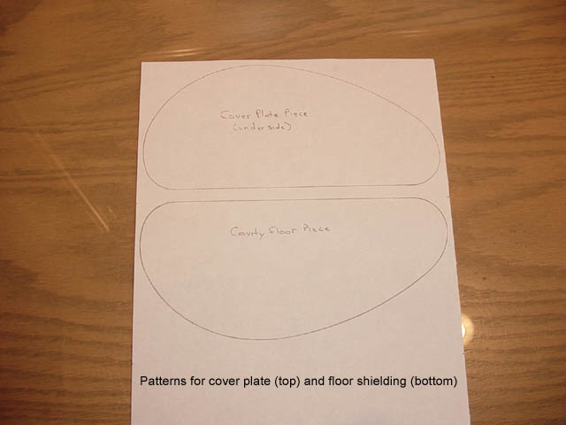 plate and floor patterns
